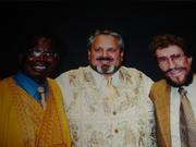 Arch. Bishop Silas Owiti, Dr. John Fair & Dr. T.L. Osborn