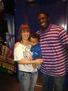 Jessica , Willie I 2ND GRAND CHILD , and Willie II Jr