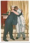 Bishop Albert with Bishop David