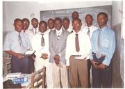 Bishop Albert student pastors