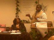 Pastor Quantice White