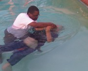 Conrad Baptism
