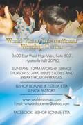 Our Church address in Hyattsville