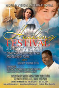 WORLD VISION INTERNATIONAL HEALING FESTIVAL