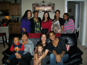 Holiday Dinner with my Sistahs...