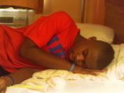 Jerermy sleeping baby
