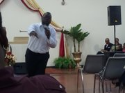 Preaching The Eternal Word Of God