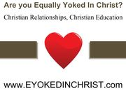 BEFORE YOU DATE - BIBLICALLY EDUCATE!