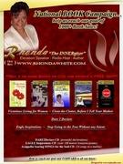 Books by Pastor Rhonda inspired by God  www.RhondaWhite.com