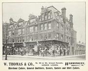 Thomas & Co, Grand Parade c1910