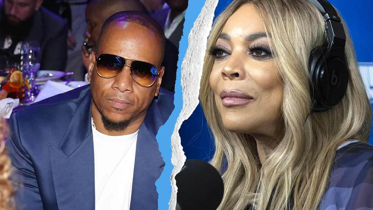 """Wendy Williams Files for Divorce, Estranged Hubby Kevin Hunter's Alleged """"Boy Toy"""""""