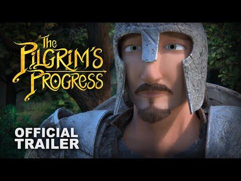 The Pilgrim's Progress   Official Trailer (2019)