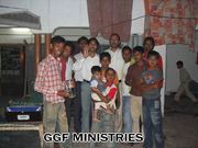 Pastor Asif Naeem with Youth