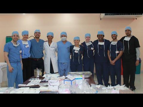UPMC Dermatology Brigade in Honduras