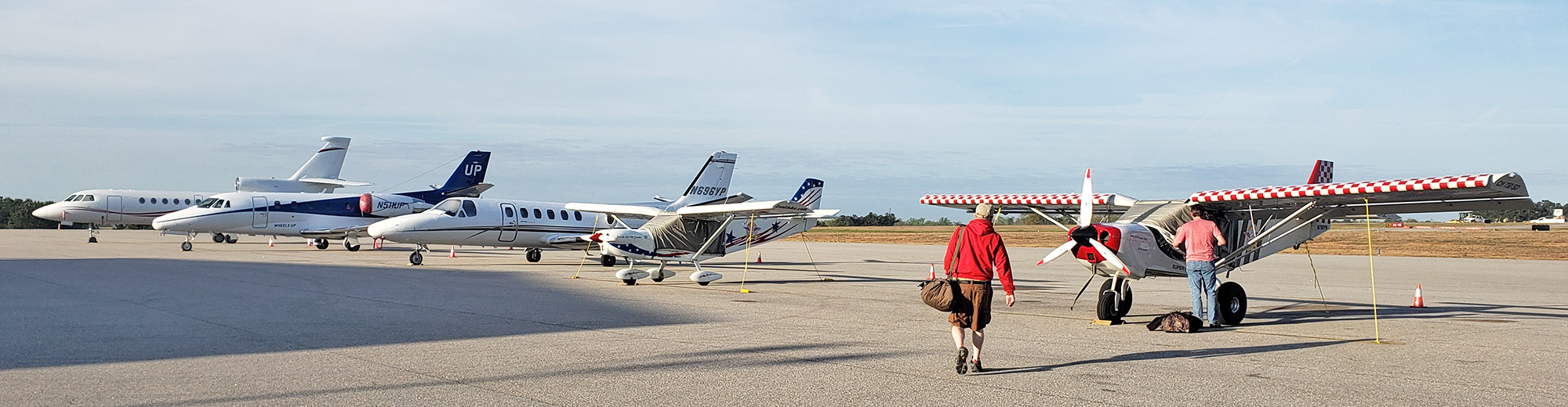 Sun 'n Fun Fly-In 2019 and 2,000 miles of flying - Zenith