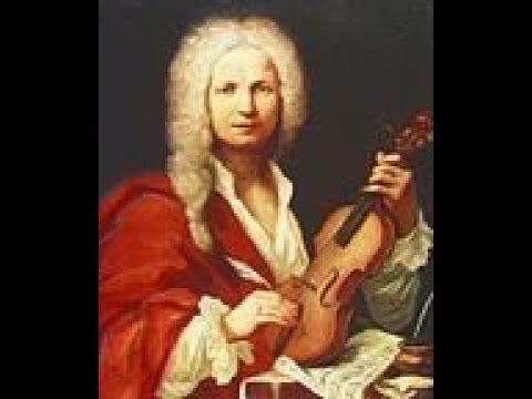 Fireside interlude from the Four Seasons by Antonio Vivaldi  1678-1741