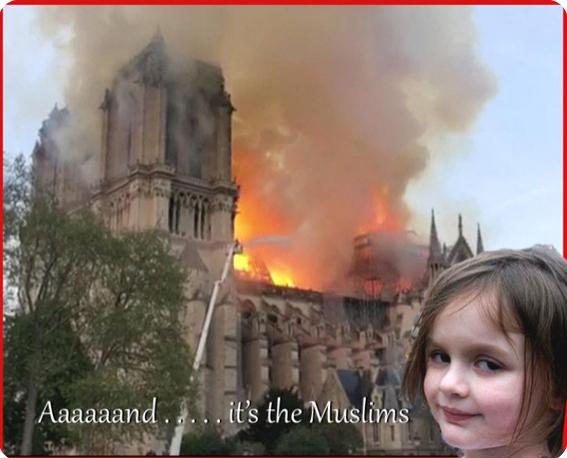 Aaaaand....it's the Muslims