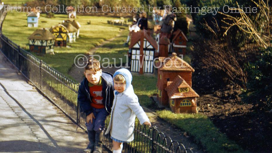 Model Village, Finsbury Park 1968