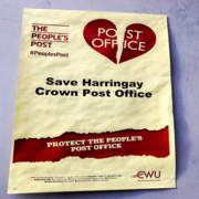 Crown Post Office Closure Public Meeting