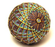 Make your own Temari Balls with Kathleen @ Stroud Green and Harringay Library