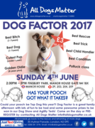 Dog Factor Show Today in Finsbury Park