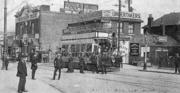 Cinematograph Cinema Lordship Lane, Wood Green 1913