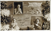 Harringay Christmas Card 1911 Style
