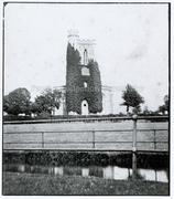 St Mary's Church, Hornsey c1860
