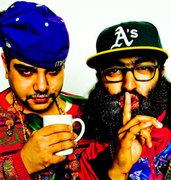 Das Mahal featuring Das Racist, Black Mahal & Ren the Vinyl Archaeologist