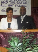 PASTOR GILLIAM AND WIFE