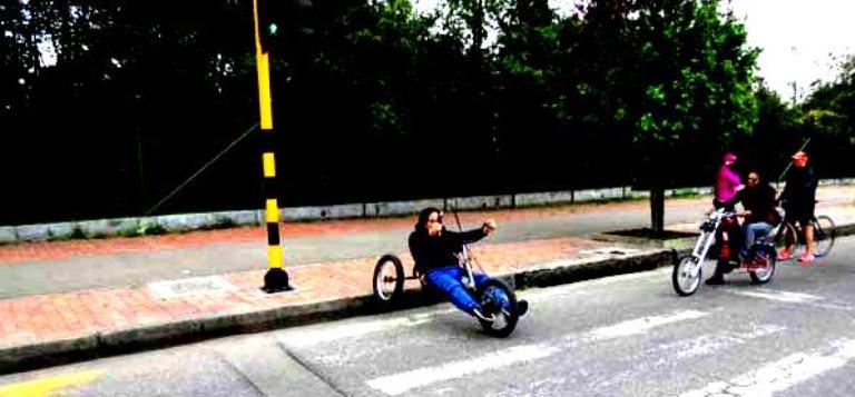 ГГ - велосипед за инвалиди  2