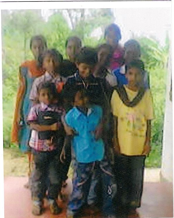 Seroc Children Home - Bless them