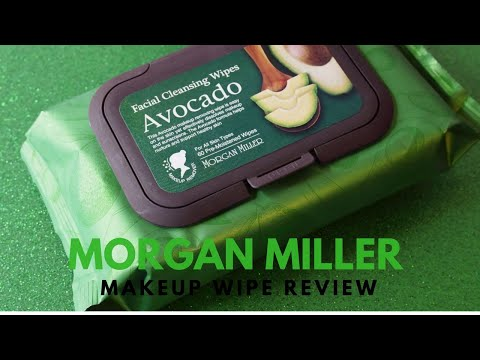 Wednesday Reviews | Morgan Miller | Avocado Facial Cleansing Wipes
