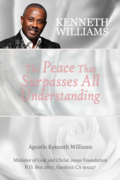 The Peace that Surpasses All Understanding