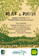 Play and Picnic