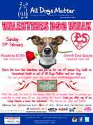 Valentines Dog Walk - All Dogs Matter