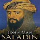Local Author talk John Man on Saladin @ Stroud Green and Harringay Library
