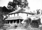 Cintra Cottage, Woodberry Down c1865