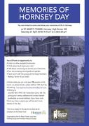ST MARY'S TOWER LONG VIEW WORKING GROUP/HORNSEY HISTORICAL SOCIETY : Memories of Hornsey Day