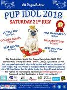 Pup Idol 2018 - All Dogs Matter