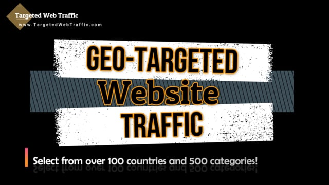 Buy Website Traffic - How To Get High Quality Website Traffic
