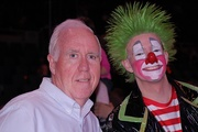 Mike and Clown