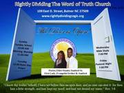 Rightly Dividing The Word of Truth Church