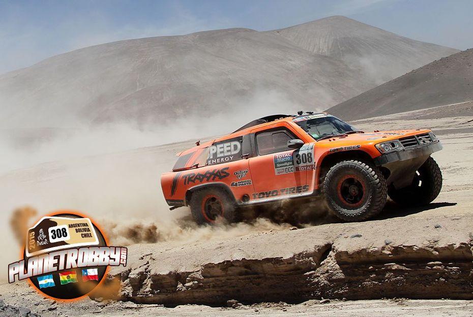2015 Dakar Rally Stage 5