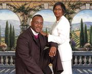 Bishop Willie &. First Lady Sandra Hayes