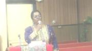 imani at church 2