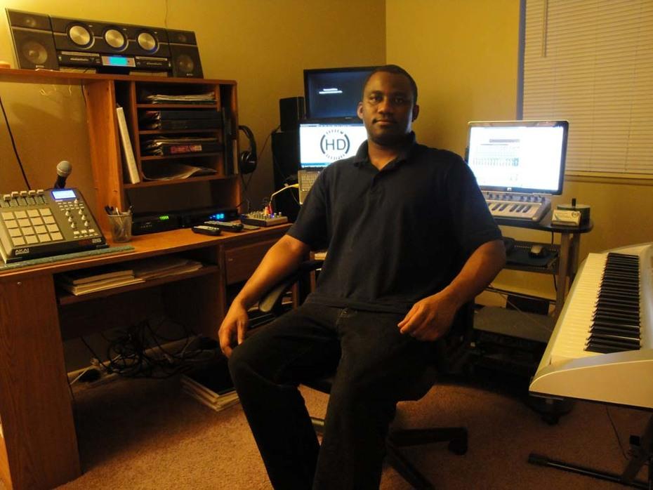Heaven's Disciples Music Studio