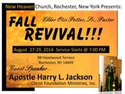 New Heaven Flyer