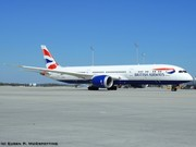 G-ZBKD British Airways Boeing 787-9 Dreamliner EDDM