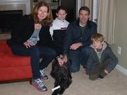 Rocky's adoptive family!